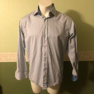 English laundry long sleeve shirt